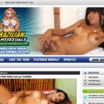 Brazilian Transsexuals Free Pictures
