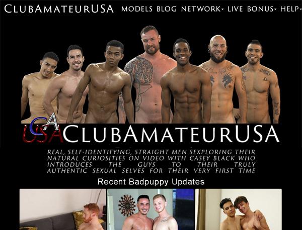 Clubamateurusa Password And Login