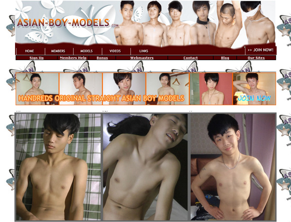 Free Accounts On Asian Boy Models