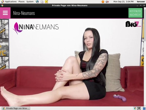 Free NinaNeumans Membership Account