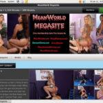 Make Mean World MegaSite Account