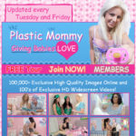Mommy Plastic Sign Up