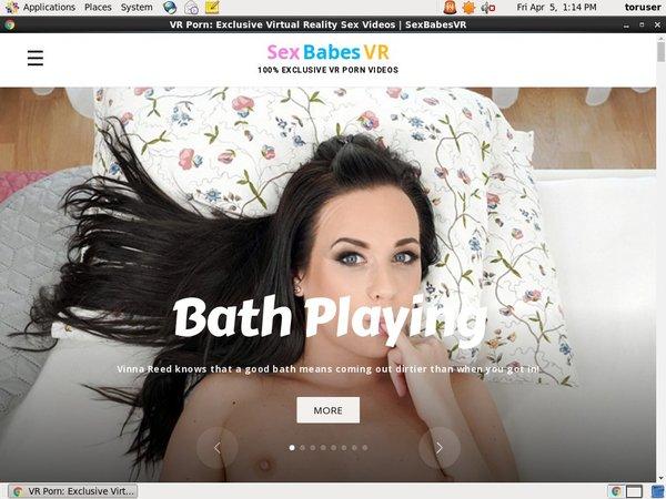 Sexbabesvr.com Sign In