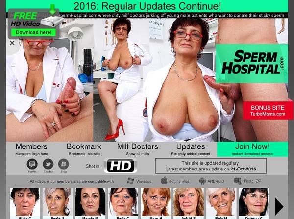 Sperm Hospital Credits