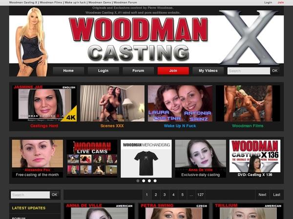 Woodman Casting X Porno