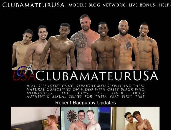 Club Amateur USA Newest