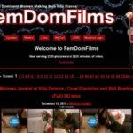 FemDom Films Gay