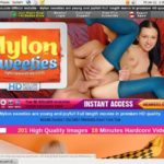 Join Nylon Sweeties Paypal