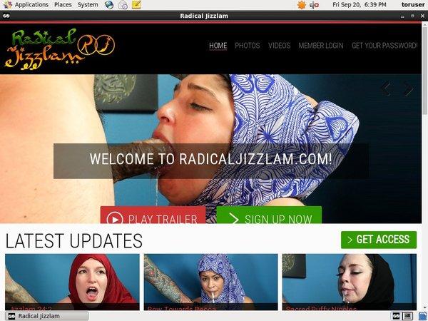 Join Radicaljizzlam.com