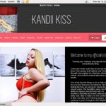 Kandii Kiss Trial Sign Up