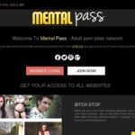 Mental Pass Bankeinzug