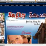 Naughty At Home Parola D'ordine Gratuito