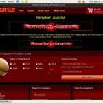 New Femdom Austria Site Rip