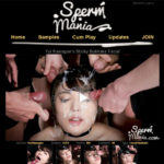 Sperm Mania With Iphone