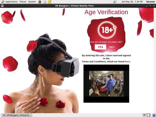 VR Bangers Buy Credits