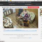 Voyeur House TV Scenes