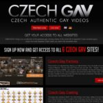 Accounts Of Czech GAV