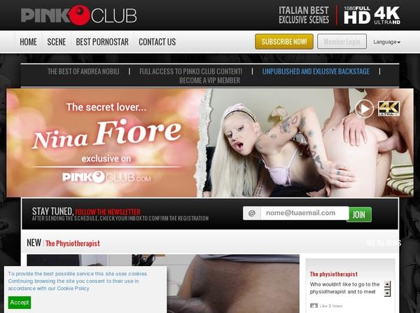 Promo Code PinkO Club