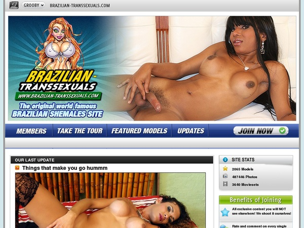 Daily Brazilian-transsexuals.com Account