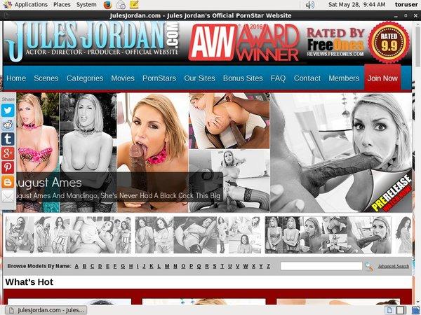 Jules Jordan Web