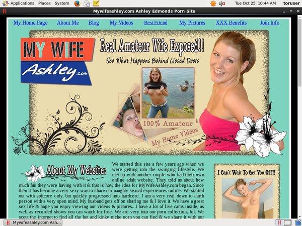 Mywifeashley.com Siterip