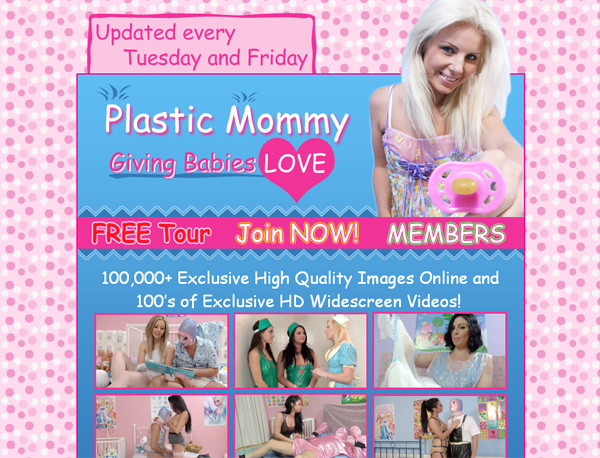 Plastic Mommy Porn Account