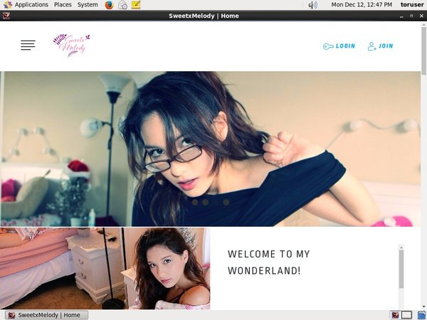SweetxMelody Password Free