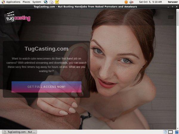 Tugcasting Trial Member