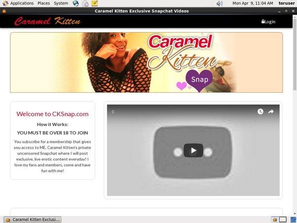 Free Caramelkitten Video