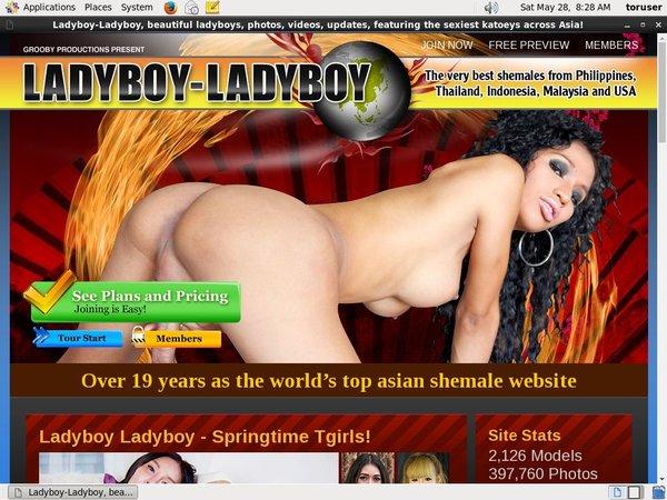Ladyboy-ladyboy.com Wachtwoord