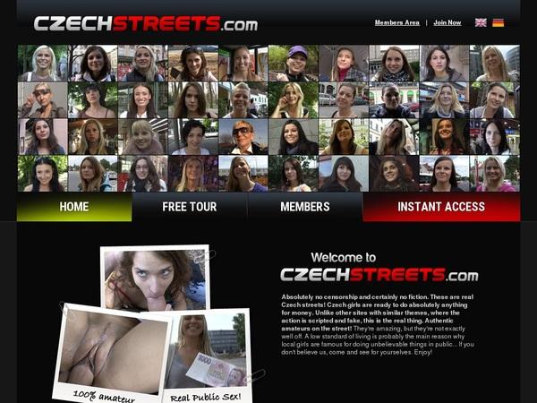 Czech Streets 2019