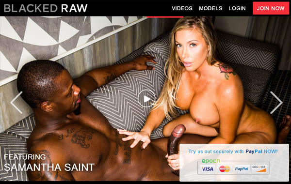 Blacked Raw Discount Trial