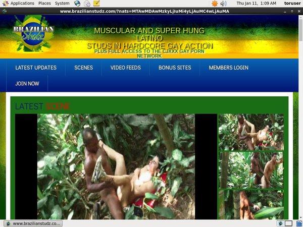 Brazilian Studz Free Trial Link