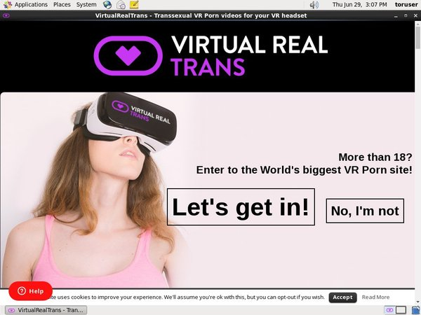 Virtualrealtrans.com Big Tits