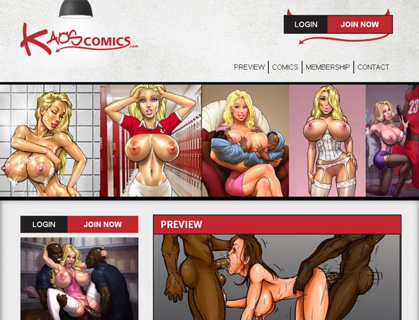 Kaos Comics Account Forum
