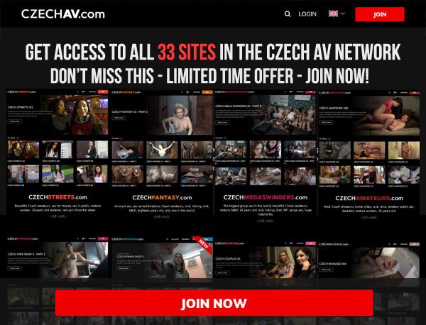 Porn Pass Czech AV