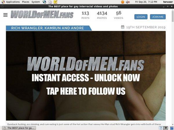 Interracialworldofmenfans Free Access
