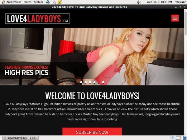Love 4 LadyBoys Site-rip