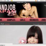 Valid Handjob Japan Passwords