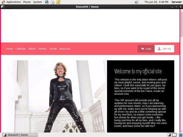 Dianavix.modelcentro.com Free Trial Link