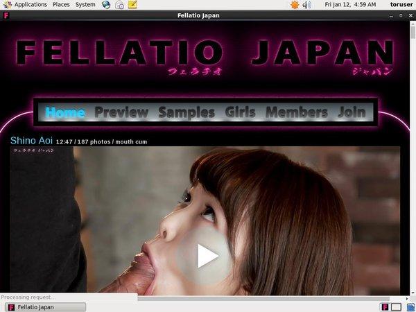 Fellatio Japan Discount Rate